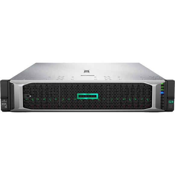 HPE ProLiant DL380 G10 2U Rack Server - 1 x Xeon Silver 4210 - 32 GB RAM HDD SSD - Serial ATA-600, 12Gb-s SAS Controller - No Free Freight