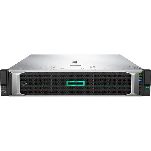 HPE ProLiant DL380 G10 2U Rack Server - 1 x Xeon Gold 6248R - 32 GB RAM HDD SSD - Serial ATA-600 Controller