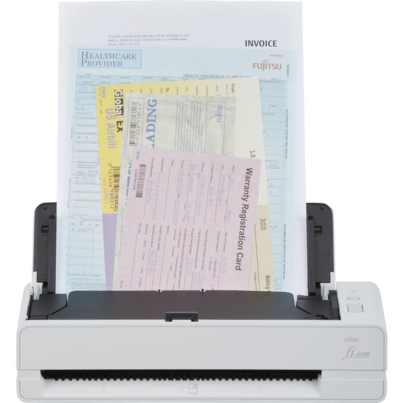 Fujitsu ImageScanner fi-800R Sheetfed Scanner - 600 dpi Optical