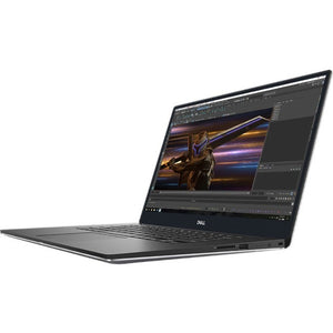 "Dell Precision 5000 5540 15.6"" Mobile Workstation - 1920 x 1080 - Core i7 i7-9850H - 16 GB RAM - 512 GB SSD - Titan Gray"