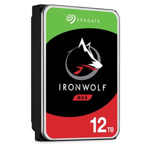12TB IronWolf 3.5 HDD SATA 6GB