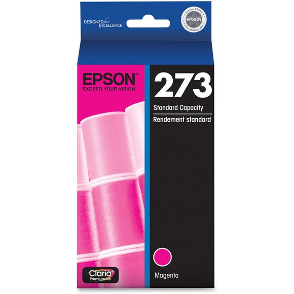 Epson Claria 273 Ink Cartridge - Magenta