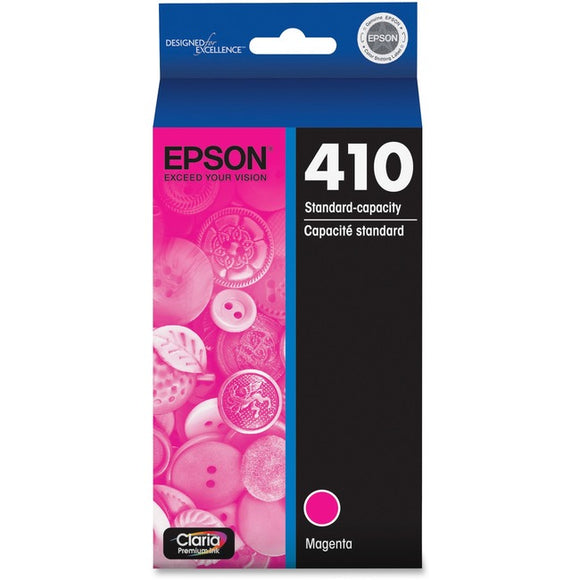 Epson Claria 410 Ink Cartridge - Magenta