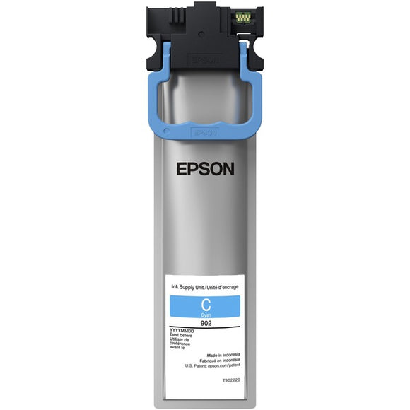 Epson DURABrite Ultra T902 Ink Cartridge - Cyan