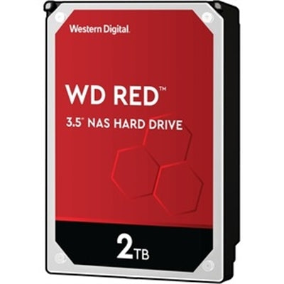 WD Red 3TB 6Gbs 256MB 5400RPM