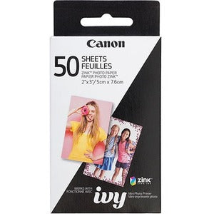 Canon ZINK Zero Ink (ZINK) Print Photo Paper