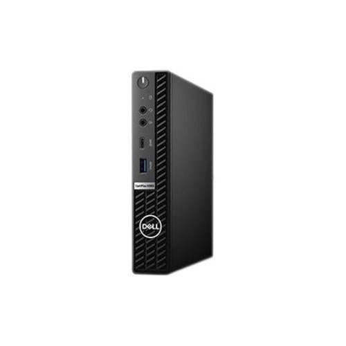 Dell OptiPlex 5000 5080 Desktop Computer - Intel Core i5 10th Gen i5-10500T Hexa-core (6 Core) 2.30 GHz - 8 GB RAM DDR4 SDRAM - 128 GB SSD - Micro PC