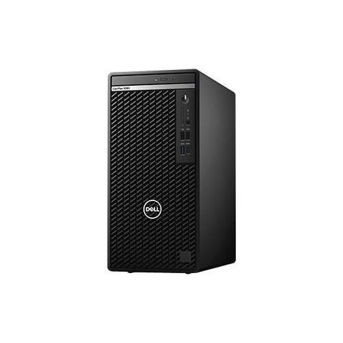 Dell OptiPlex 5000 5080 Desktop Computer - Intel Core i5 10th Gen i5-10500 Hexa-core (6 Core) 3.10 GHz - 8 GB RAM DDR4 SDRAM - 256 GB SSD - Tower