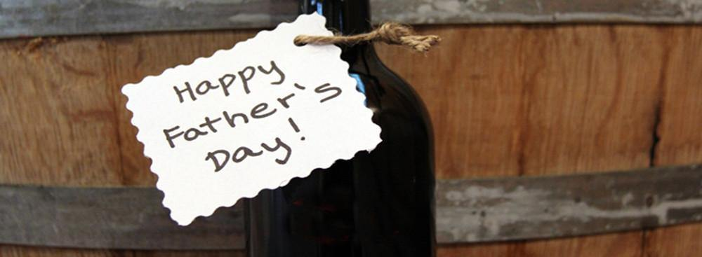 Wine For Dad on Father's Day - TBWS