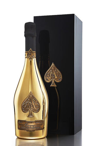 Armand de Brignac Ace of Spades Gold Brut