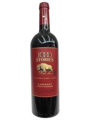1000 Stories Bourbon Barrel Aged Prospectors' Proof Cabernet Sauvignon