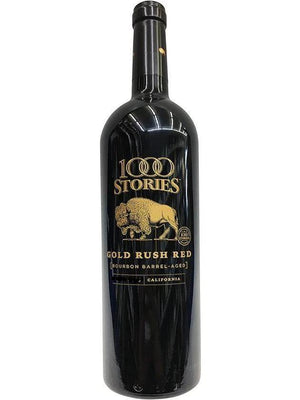 1000 Stories Gold Rush Red Bourbon Aged