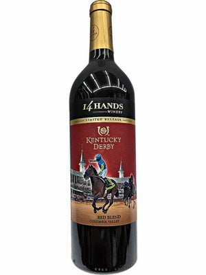 14 Hands Winery Kentucky Derby Limited Release Red Blend