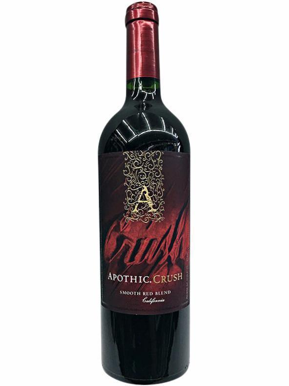 Apothic Wines Apothic Crush Limited Edition Red