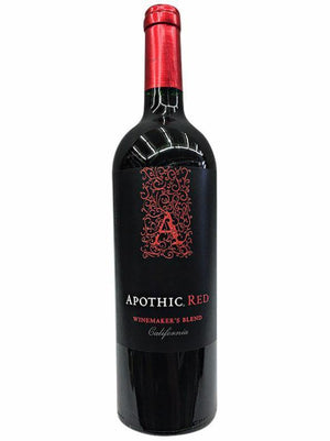 Apothic Wines Red Winemaker's Blend
