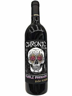Chronic Cellars Purple Paradise Zinfandel