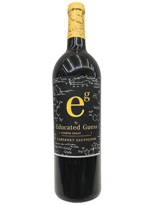 Educated Guess North Coast Cabernet Sauvignon
