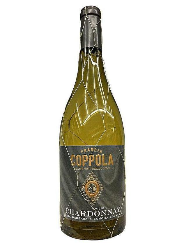 It's just a photo of Geeky Francis Coppola Gold Label Chardonnay