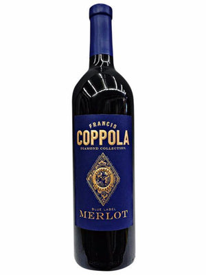 Francis Ford Coppola Diamond Collection Blue Label Merlot