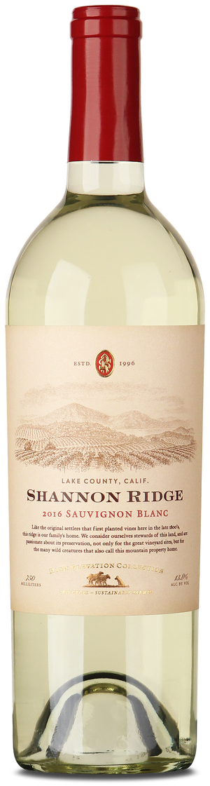 Shannon Ridge High Elevation Sauvignon Blanc