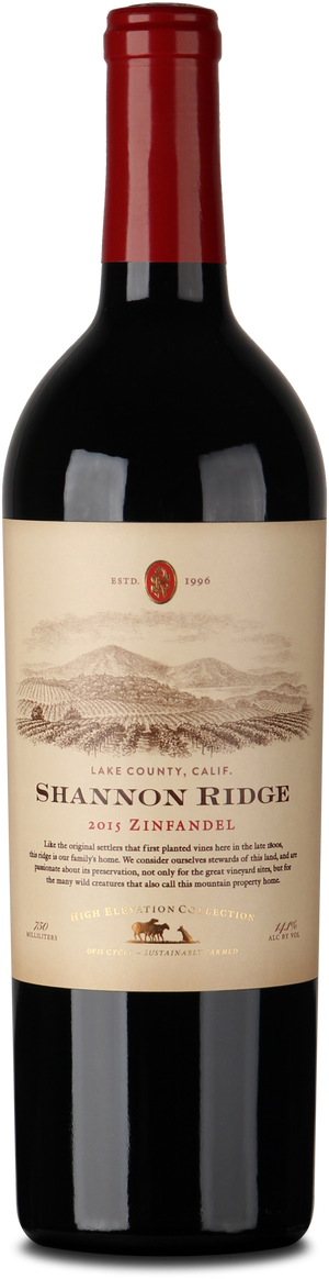 Shannon Ridge High Elevation Zinfandel