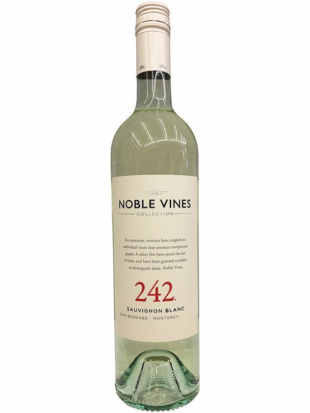 Noble Vines 242 Single Vineyard Sauvignon Blanc
