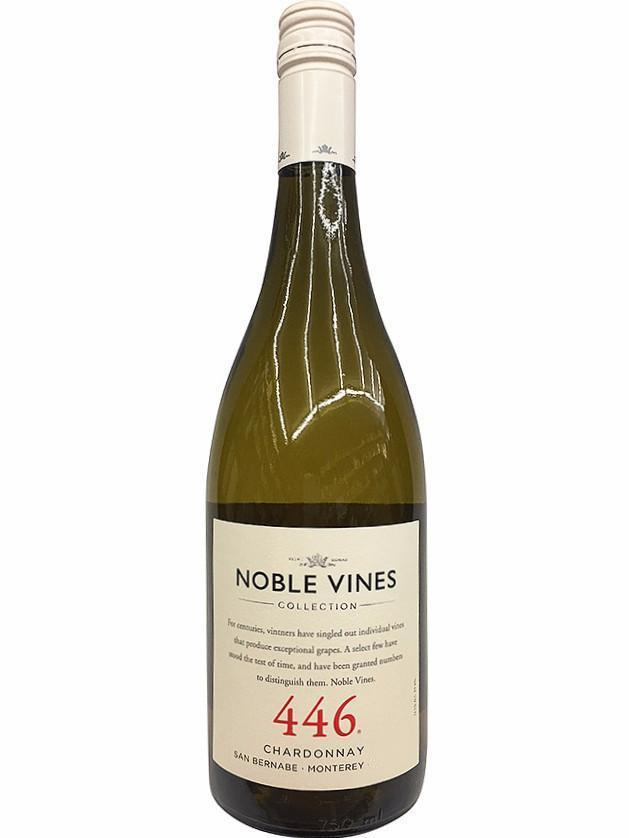 Noble Vines 446 Single Vineyard Chardonnay