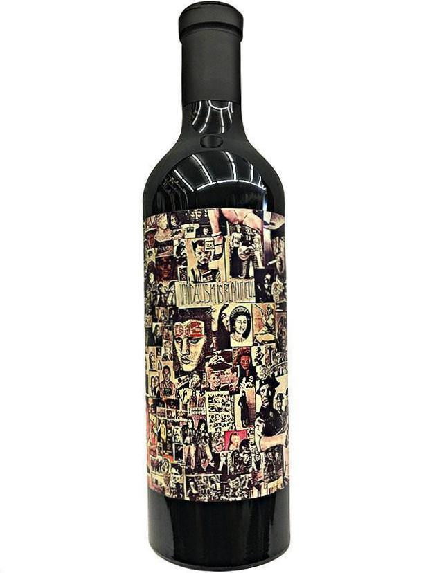 Orin Swift Abstract Red