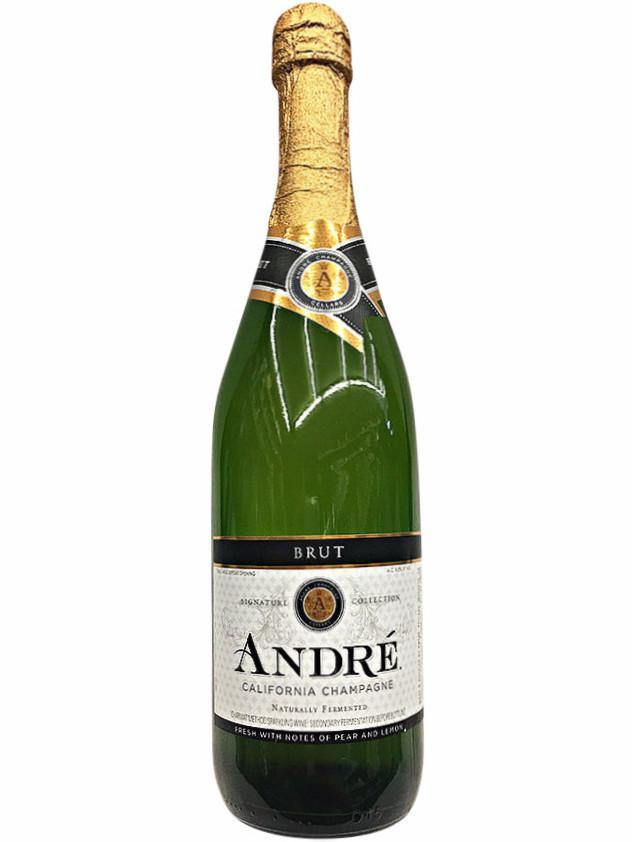 Andre Brut California Champagne