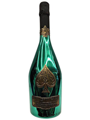 Armand de Brignac Ace of Spades 'Limited Green Edition' Masters Bottle