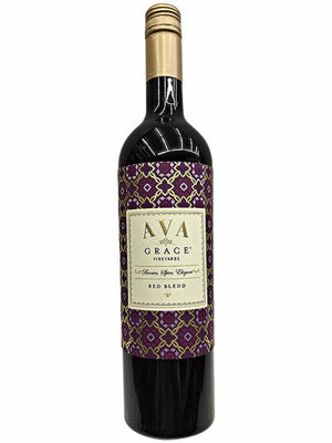 AVA Grace Vineyards Red Blend