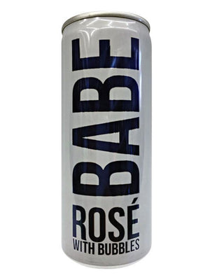 Babe Rose With Bubbles Can (718088914101)