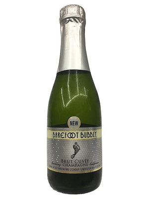 Barefoot Bubbly Brut Cuvee 187ml