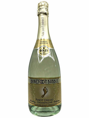 Barefoot Cellars Bubbly Pinot Grigio Sparkling