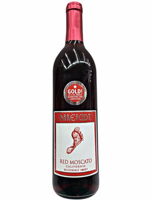 Barefoot Cellars Red Moscato