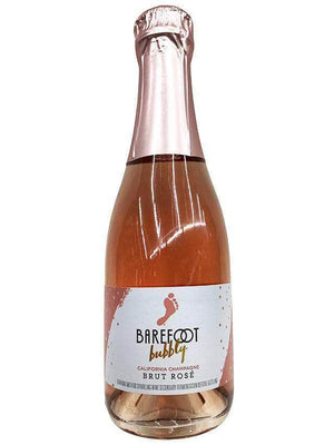 Barefoot Champagne Barefoot Bubbly Brut Rosé Mini 187ml
