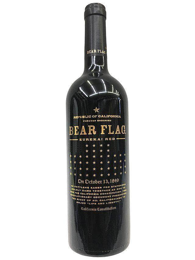"Bear Flag Wine Default Bear Flag ""Eureka!' Red"