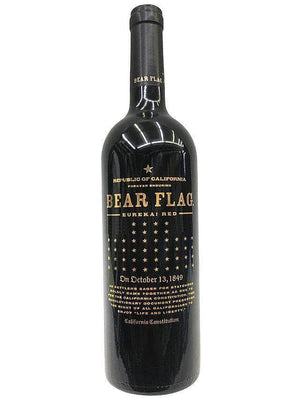 Bear Flag Eureka Red