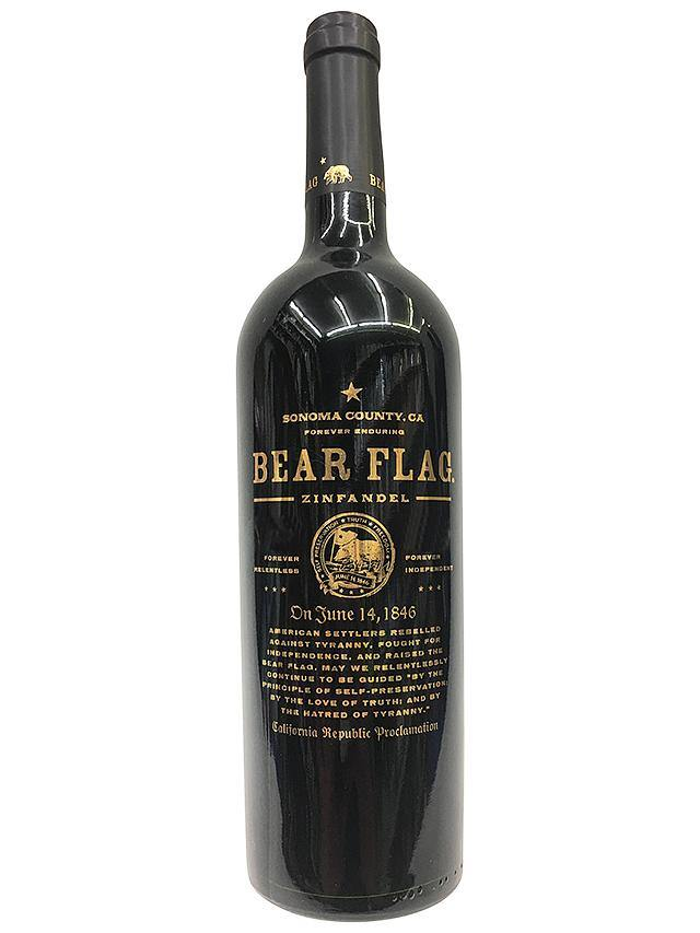 Bear Flag Wine Default Bear Flag Zinfandel