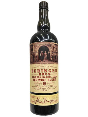 Beringer Bros. Bourbon Barrel Aged Red Wine Blend