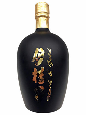 Gekkeikan Black and Gold Sake