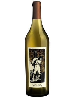 The Prisoner Blindfold White Blend