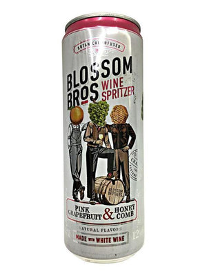 Blossom Bros Pink Grapefruit & Honey Comb