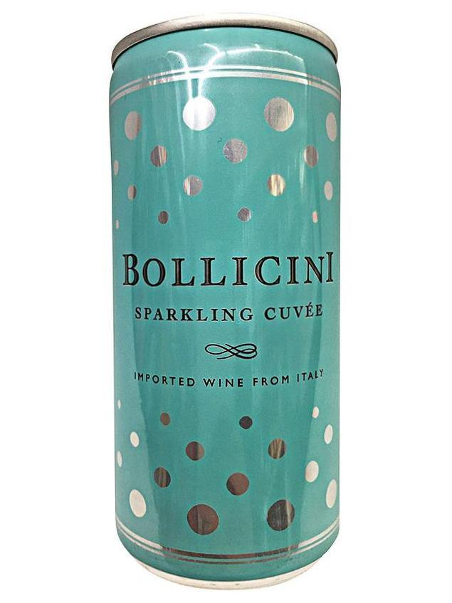 Bollicini Sparkling Cuvée Can Mini Split 187ml
