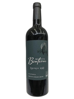 Bonterra Vineyards Organic Equinox Red Blend