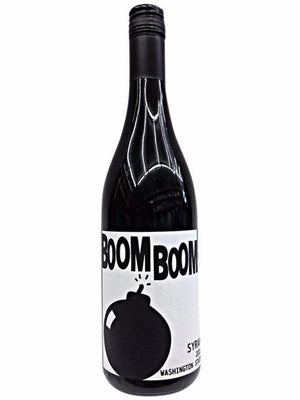 Charles Smith Boom Boom Syrah (OLD VINTAGE)