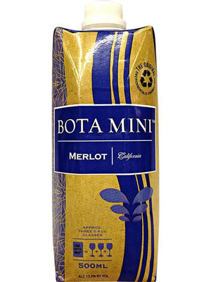 Bota Box Merlot 500ml