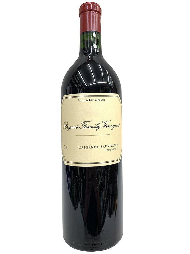 Bryant Family Vineyard Cabernet Sauvignon Napa Valley 750ml