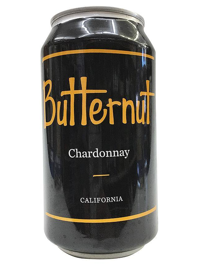 Butternut Chardonnay Can 375ml