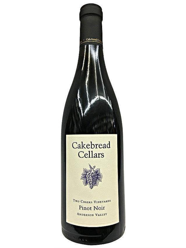 Cakebread Cellars Two Creeks Vineyards Pinot Noir